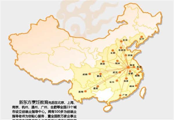 徐州新东方烹饪学校就业流程