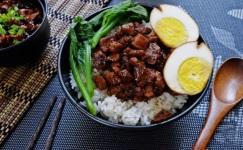 每日食谱|台湾卤肉饭,馋的流口水的一道菜送
