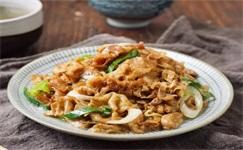 每日食谱|冬天,就该吃鲜嫩可口的葱爆羊肉卷!