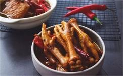 每日食谱|香辣卤鸡腿,治愈你的胃没商量!