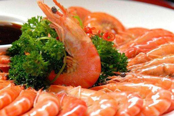 每日食谱||白灼虾的做法