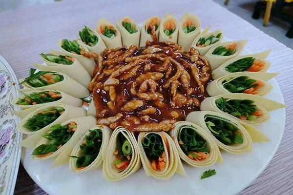 每日食谱||京酱肉丝的做法