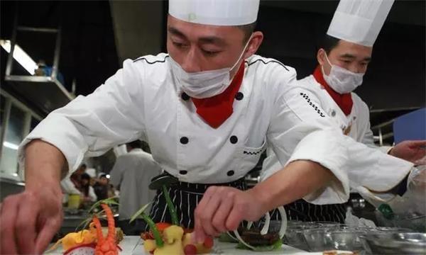 学厨师,让你顺利就业,永不失业!