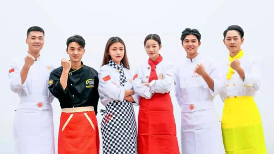 初中毕业学厨师有前途吗?