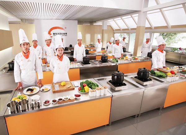 揭秘新东方烹饪学校毕业生对母校满意度超高