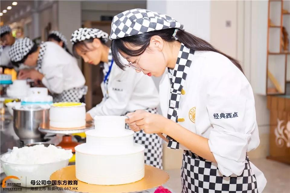 学厨师,选哪个学校好?