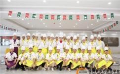 徐州新东方烹饪学校雕刻阶段考核,展示不一样