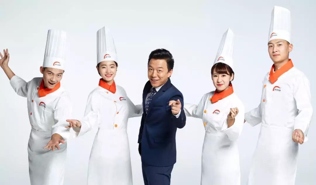 新东方烹饪教育代言人黄渤恭祝大家新春大吉