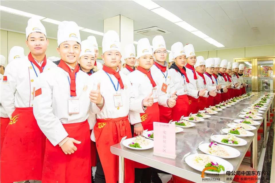 在徐州新东方的每一天都是元气满满!