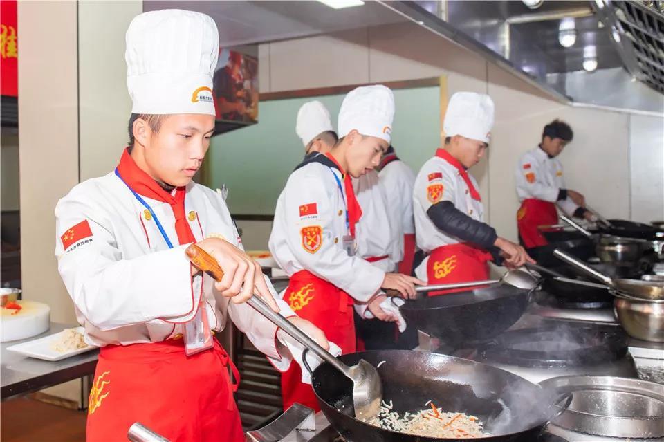 【学姐帮你选专业】学厨师就来徐州新东方!