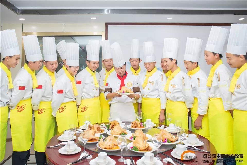 选择烹饪职教,让你的人生更加精彩!
