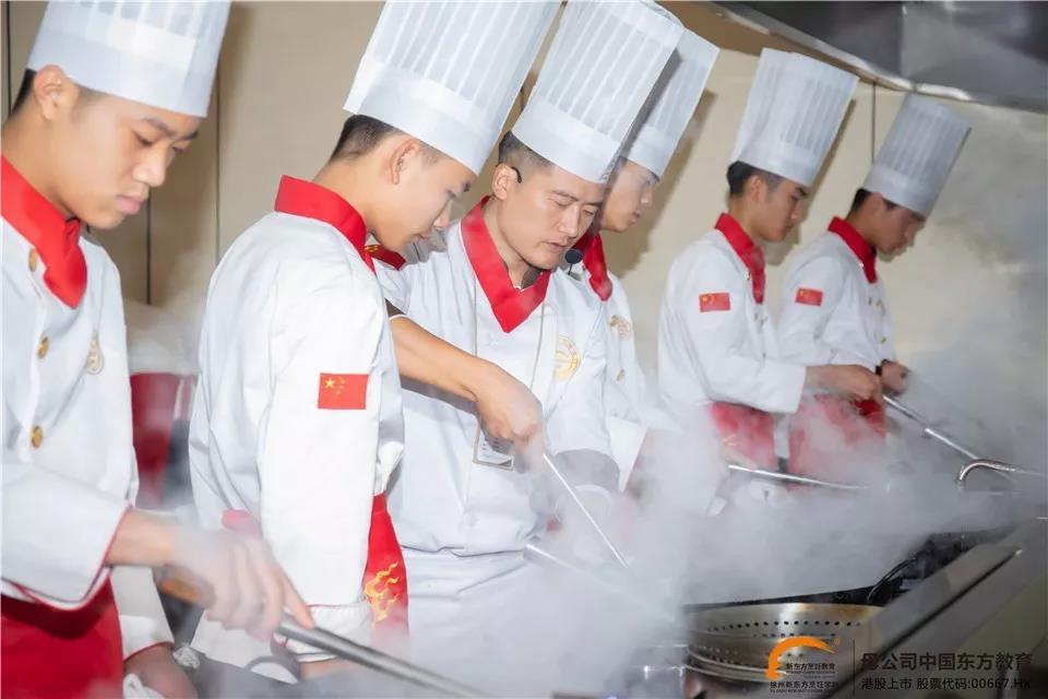 来徐州新东方学厨师就业前景怎么样?