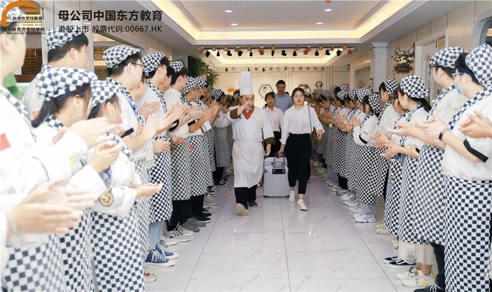 青春不散,携梦前行|徐州新东方经典西点1801