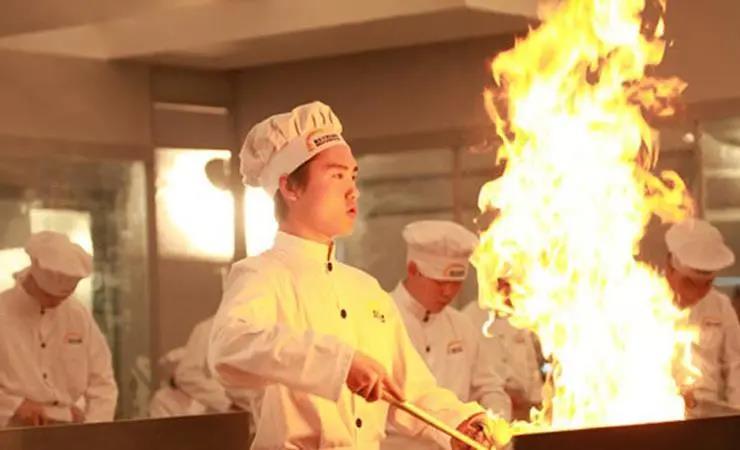 厨师,一个了不起的职业,来徐州新东方人人都是