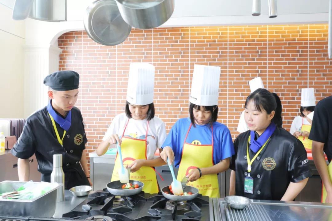 学西点西餐技术,就来徐州新东方(国际)西点西餐