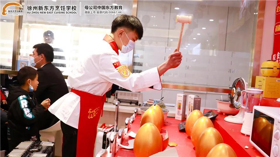 徐州新东方正月报名进行时,火爆招生现场——