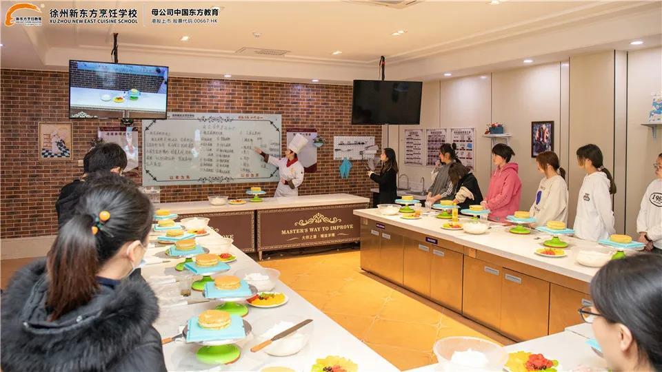 且惜春光去学厨 |清明节,相约徐州新东方,超