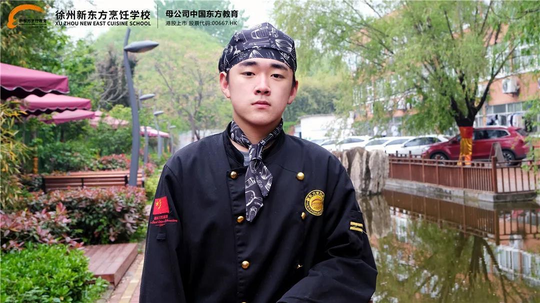 【新生访谈】赵晟博:一个正确的选择,成就一个