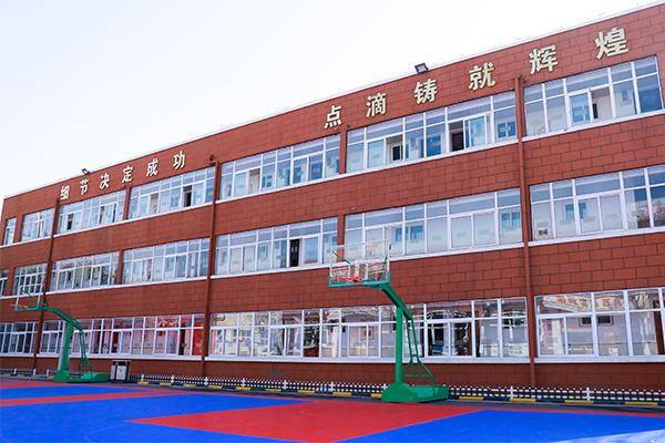 新东方视角-学生宿舍楼