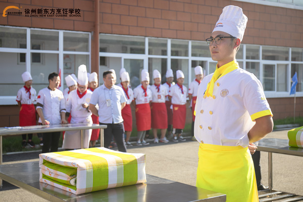 新生故事‖徐州新东方金领段旭