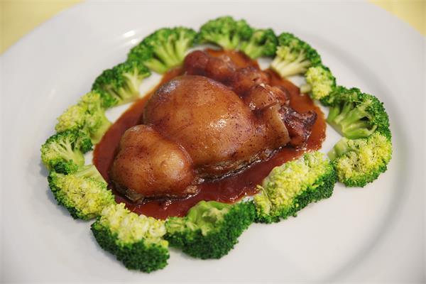 优秀热菜作品